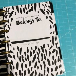 Happy Planner Office - Mini Happy Planner Get It Girl (Undated)